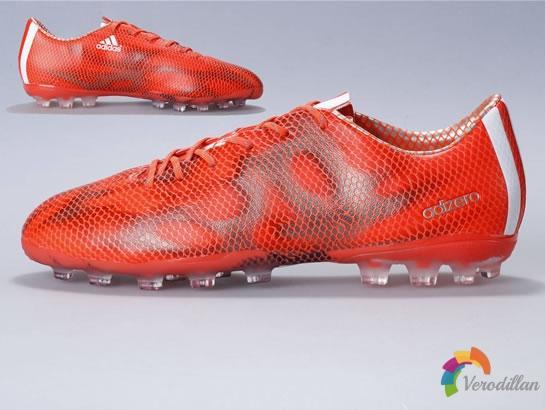 adidas adizero f50 AG足球鞋实战评测报告