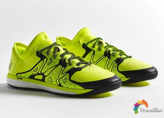 [球鞋鉴赏]阿迪达斯X 15.2 Boost足球鞋