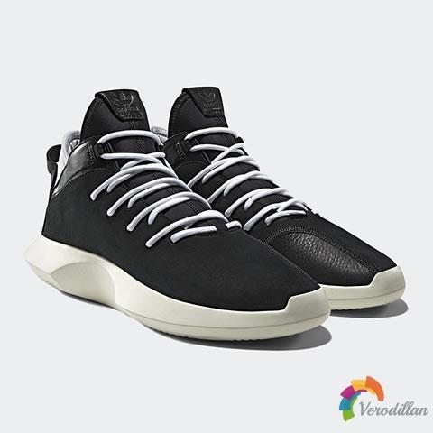 adidas以现代科技打造Crazy系列篮球鞋