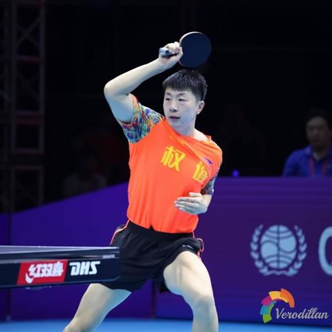 马龙技战术解读之反带乒乓球技术