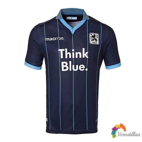 德乙慕尼黑1860发布2015/16赛季球衣