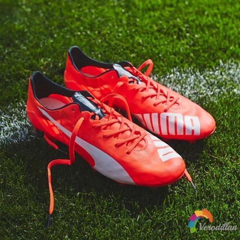 极致性能:彪马新一代evoSPEED 1.4 SL足球鞋
