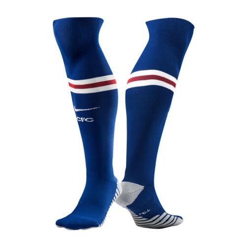 耐克SX7429切尔西足球训练袜