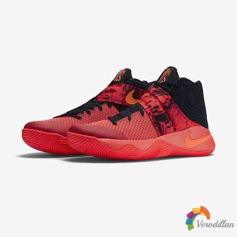 球鞋测评:Nike Kyrie 2 EP性能解码