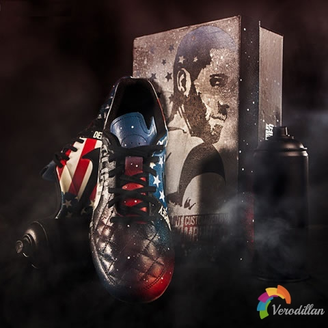 Nike Tiempo邓普西定制版足球鞋[细节解读]
