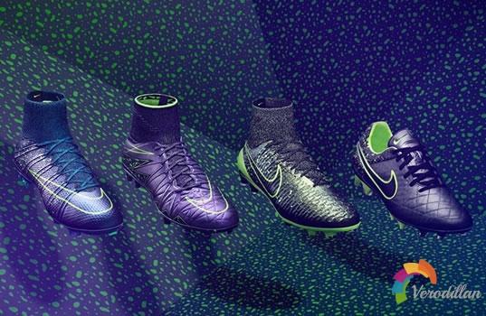 耐克Electro Flare足球鞋套装发布