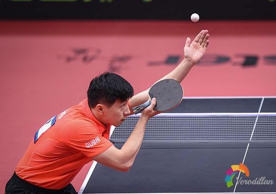乒乓球反手怎样拉上旋球[动作要领]