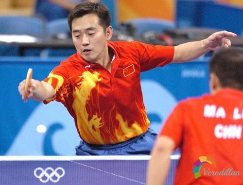 乒乓球直拍如何提高挑打命中率和质量