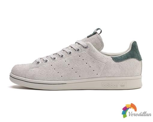 绿洲都市:JUICE X ADIDAS CONSORTIUM TOUR STAN SMITH联名鞋款