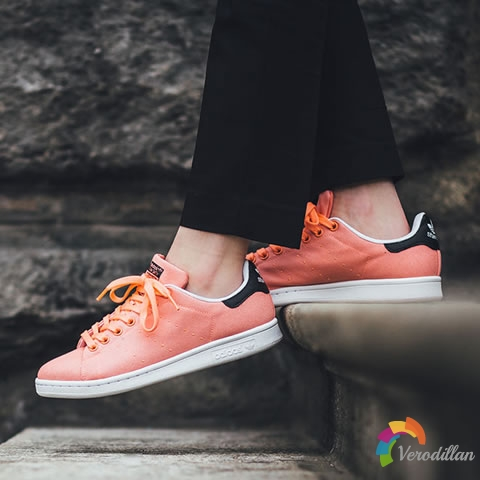 日落上脚:ADIDAS ORIGINALS STAN SMITH SUNSET GLOW全新配色