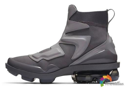 Nike Air VaporMax Light 2,以西部皮靴为设计灵感