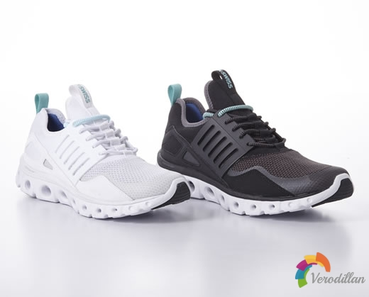 轻透舒适:K-SWISS TUBES RUNNER CMF全新鞋款