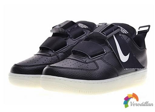 Nike Air Force 1 KMTR设计曝光