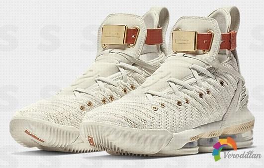 霸气狮王:Nike LeBron 16 Vachetta Tan曝光