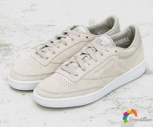 REEBOK打造CLASSIC CLUB C复古鞋款