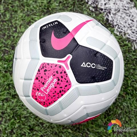 2019/20赛季英超联赛官方比赛用球Merlin发布