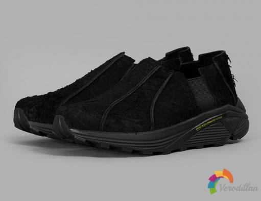 HENDER SCHEME推出SLIP-ON PEEL GORE奢华鞋款