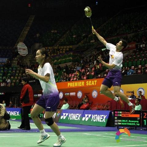 业余羽毛球混双比赛必须避免的四大问题