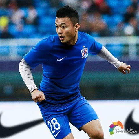 重归荣耀:上海绿地申花2019赛季主场球衣