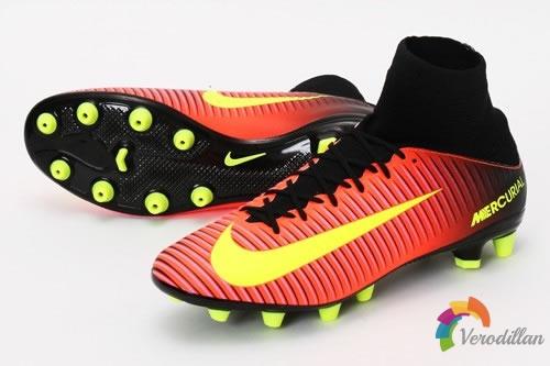 Nike Mercurial Veloce III设计简评