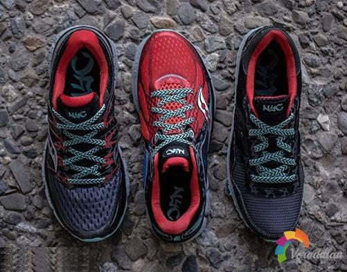 Saucony纽约马拉松特别款系列跑鞋,街头涂鸦风来袭