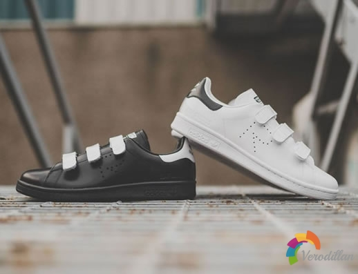 ADIDAS STAN SMITH STRAP YIN YANG摩登配色上场