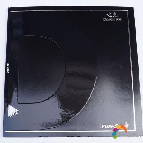 达克VLON-S黑D套胶实战测评
