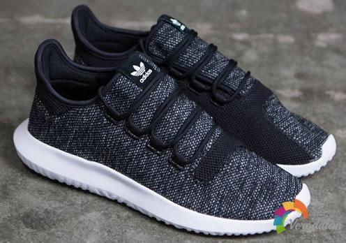 黑白俐落新作:adidas Originals Tubular Shadow新色