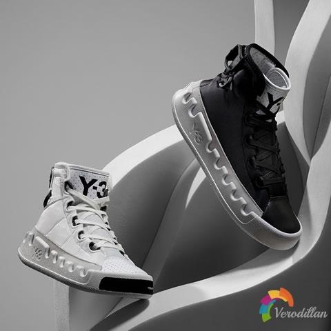 极简主义:Y-3 KASABARU 2019春夏asabaru鞋款发售