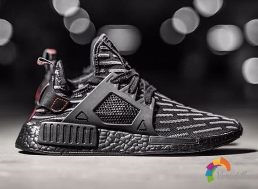 黑魂炸裂:adidas NMD XR1 TRIPLE BLACK亮相