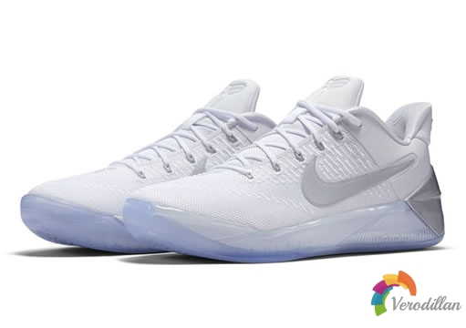 白色主张:Nike Kobe AD Chrome迎来发售