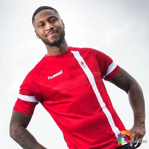 丹麦国奥携手Hummel发布2016奥运主场球衣