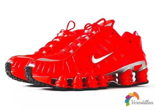 霸气外露:Nike Shox TL发布稀有新配色Speed Red