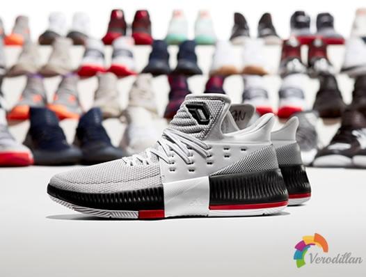 [球鞋近赏]利拉德全新战靴adidas DAME 3 Rip City