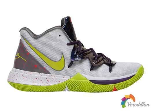 新老两大得分手合体:Nike Kyrie 5 Mamba Mentality发售