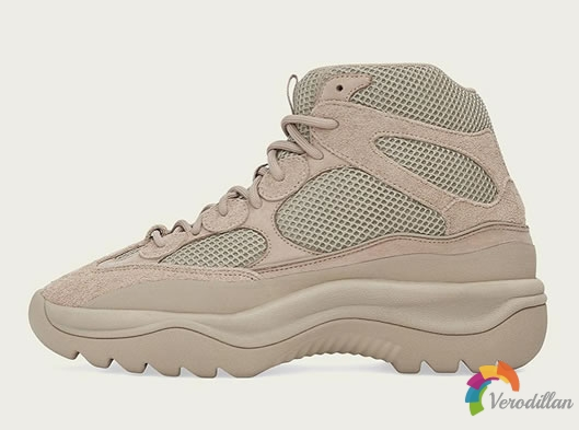 Yeezy Desert Boot Rock,大地色系回归本源