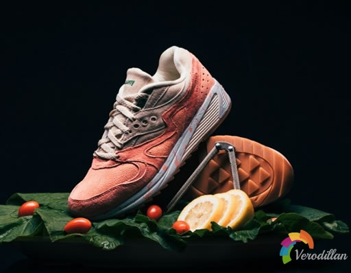 SAUCONY GRID 8000 LOBSTER ROLL龙虾堡鞋款登场