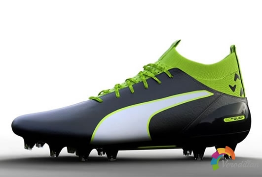 PUMA evoTOUCH,诠释袋鼠皮足球鞋最佳典范
