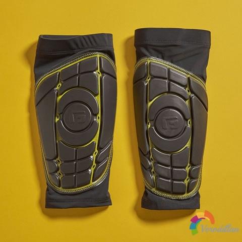 透气性十足:G-Form足球护腿板系列