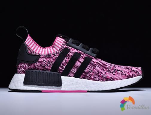 粉红玫瑰:adidas NMD R1 Primeknit Pink Rose全新配色