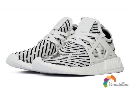 斑马风潮:adidas NMD XR1 Zebra狂热元素再次发布