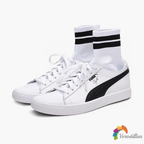 舒适度升级:PUMA CLYDE SOCK全新NYC系列鞋款