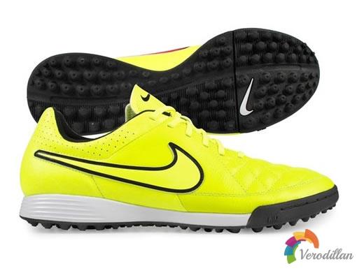 配色够风骚:Nike Tiempo Genio TF深度实战测评