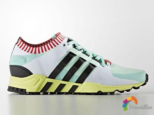 经典跑鞋再升级:adidas EQT Running Support 93 Primeknit新配色