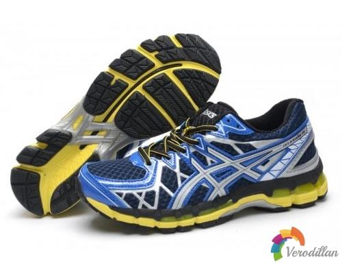 [球鞋近赏]ASICS kayano 20训练鞋