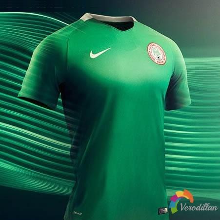 尼日利亚国家队2016年全新主客场球衣简评