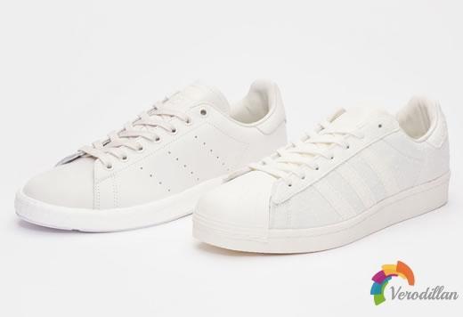 极简之美:adidas携手重演Shades of White系列