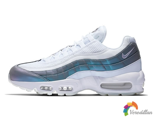 NIKE AIR MAX 95 COLOR SHIFT新配色设计曝光