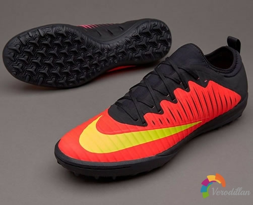 传射干脆:Nike Mercurial Finale II TF测评报告