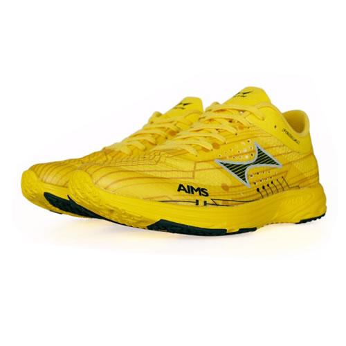海尔斯801S男女跑步鞋图3高清图片